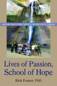 Cover for Lives of Passion, School of Hope